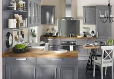 Open Plan New Kitchen areas