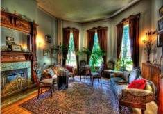 The Victorian Interior Planning Style