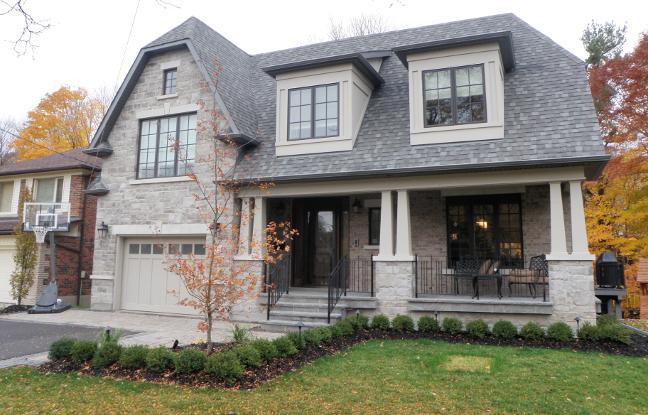 Custom home designers toronto house design plans for Toronto house plans