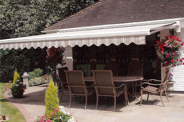 Awning for House