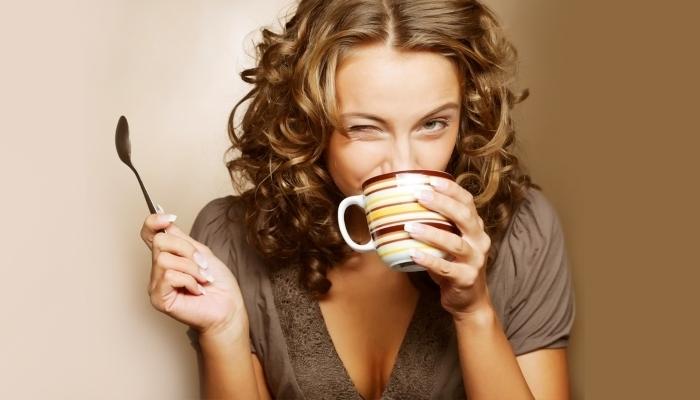 Drinking Coffee1