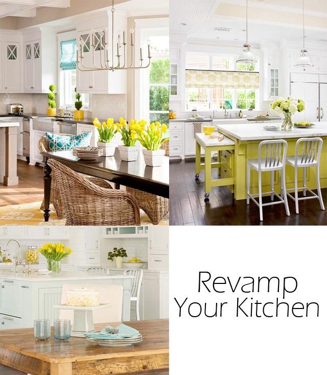 Revamp Kitchen Cupboards Ideas: A Cost-Effective Kitchen Revamp