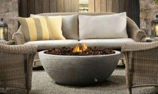 Backyard Fire Bowls