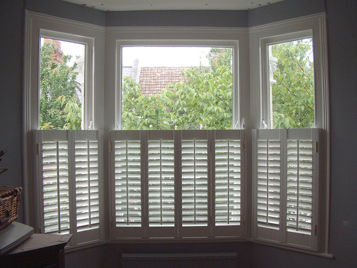 Wooden Window Shutters : Wooden window with shutter designs
