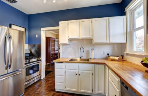 Four Colors (Besides White) You Should Definitely Consider for Your Kitchen Walls