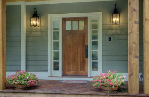 Update Your Home with New Doors