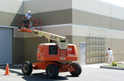 Finding the Perfect Commercial Painting Company