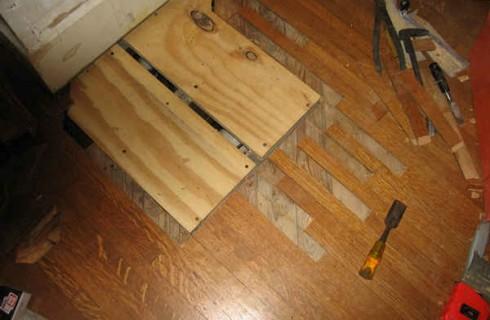 How To Repair Hardwood Floor After Water Damage