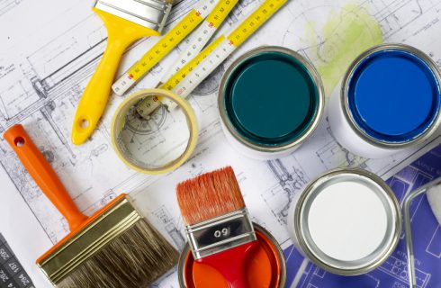 Why a Residential Painting Company May Recommend Using Ceramic Paint
