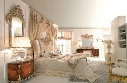 Small Bed room Interior Planning