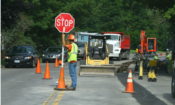 Staying Safe In Road Construction