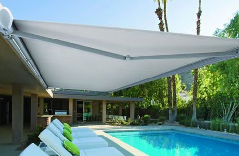 The Benefits of Using Folding Arm Awnings