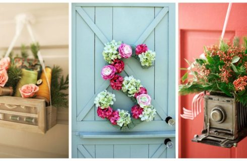 Decorative DIY Doors