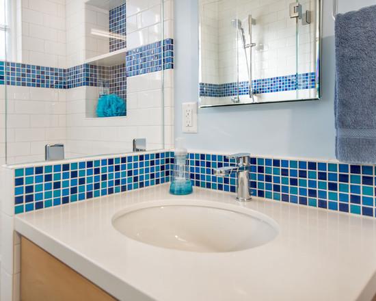 Mosaic Bathroom Tiles Beauty
