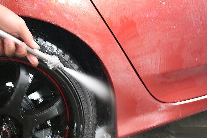 Preventing car rust
