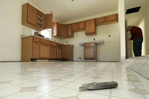 Home Flooring Vinyl Flooring