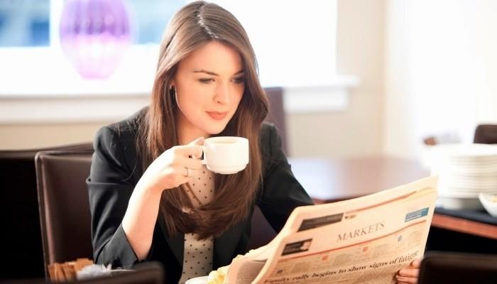 Drinking Coffee2