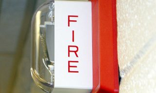Notifies you In Case of Gas or Fire Issue