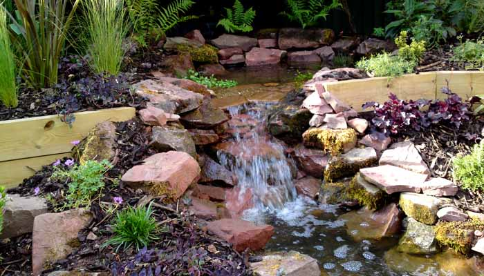 Water Features Designed 1