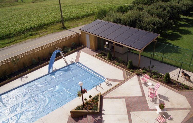 Image result for solar pool heater