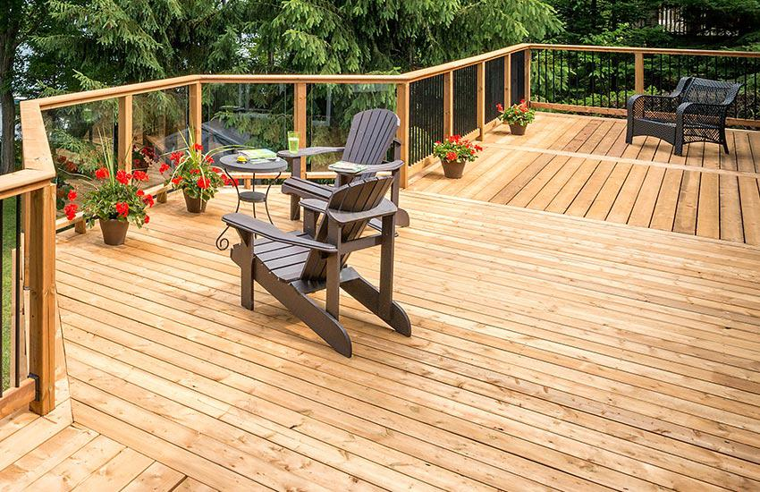 Why Use Pressure Treated Lumber For Your Outdoor Deck