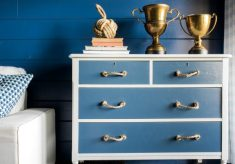 Four Tips to Refurbish a Plain Wooden Dresser