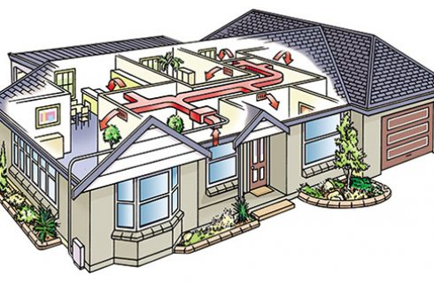 Benefits of Gas Ducted Heating Systems to Improve your House's Comfort Level