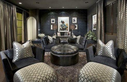 Family Room Interior Designing