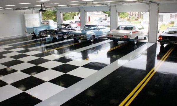 Garage Flooring – Stylish and Advantageous