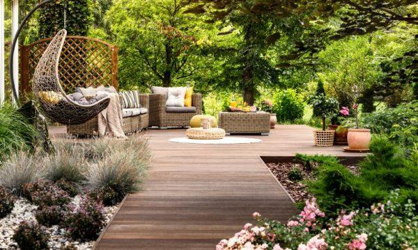 Garden Designs Ideas for Small Outdoor Spaces
