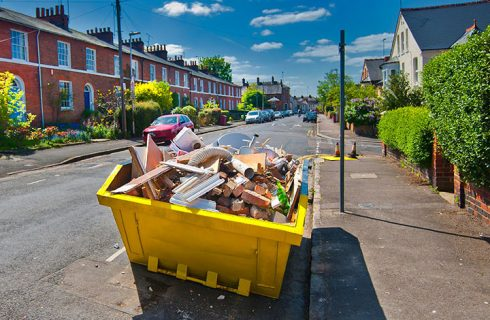 Why Should You Hire a Skip for Your Next Construction Project?