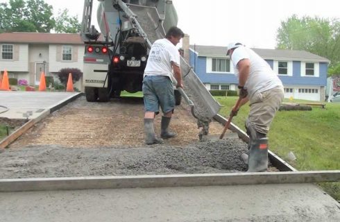 Why You Should Install a Concrete Driveway Today
