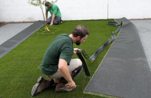 5 Things Everyone Should Know Before Installing Artificial Grass