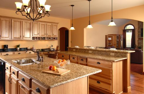 Weekend Kitchen Renovation Project