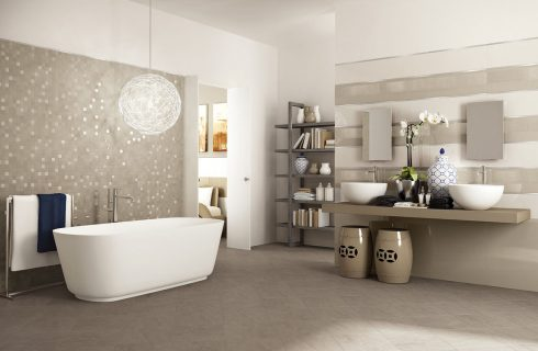 Mosaic Bathroom Tiles Will Bring Beauty to Your Room