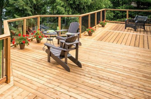 Why Use Pressure-Treated Lumber for your Outdoor Deck