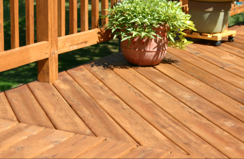 Protect Your Decking