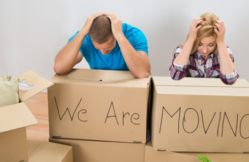 Alleviating the Stress of Moving House