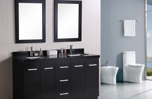 The basic requirements of a bathroom cabinet