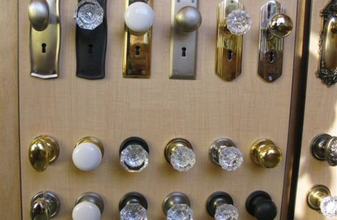 Points to ponder before selecting door hardware