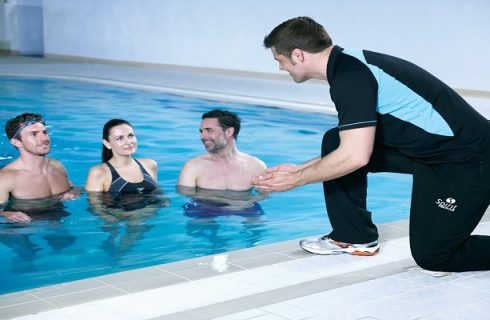 Swim and Exercise in Total Luxury